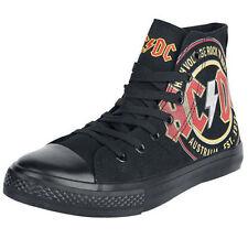 Zapatos informales de hombre DC color principal negro
