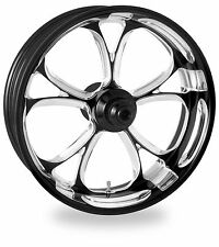 Performance Machine Forged Luxe Wheels Platinum Cut 21 X 2.15 1210-7103R-LUX-BMP