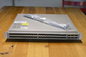 Cisco Nexus N9K-C9372PX | 48-Port SFP+ | 6x 40G QSFP+ | dual AC | Rails