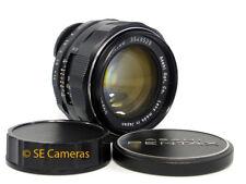 Pentax Super Takumar 50MM F1.4 M42 tornillo de montaje de la lente principal * excelente Estado *