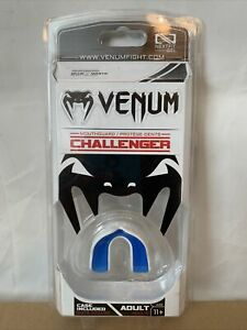 Venum Challenger Mouthguard - Blue/White New In Box Adult 11+