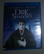 Dark Shadows Blu-ray Johnny Depp dark comedy new factory sealed