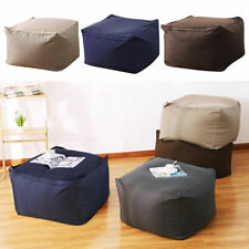 Large Bean Bag Gamer Beanbag Adult Outdoor Gaming Garden Big Chair CoverLE
