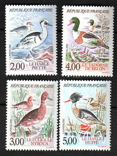 TIMBRES FRANCE 1993 SERIE NATURE LES CANARDS NEUFS