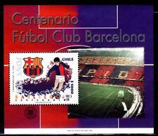 CHILE 1999 CENTENARIO FUTBOL CLUB  BARCELONA HB