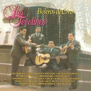 Los Tecolines - Boleros de Oro [New CD]