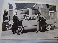 1949 FORD 4 DOOR 12 X 18  LARGE PICTURE  PHOTO