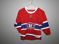 NHL Montreal Canadiens #31 Home Hockey Jersey New Child Size 4-7