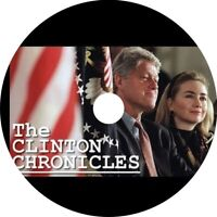 The Clinton Chronicles DVD Documentary