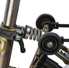 Suspension Block For BROMPTON Extra Firm Titanium Coil Spring Suspension GREY