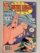 Justice League Quarterly #4 CGC 9.8 Rogers Beatty Green Lantern Cracked Ice