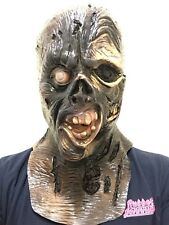 Jason VII 7 Halloween Mask Friday Horror Fancy Dress Masks Bloody Hood