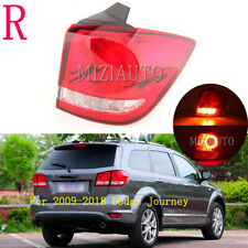 Right Tail Light For 2009-2018 Dodge Journey Rear Lamp Outer Signal Stop Brake