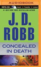 New! In Death: Concealed in Death by J. D. Robb (2014, MP3 CD, Unabridged)
