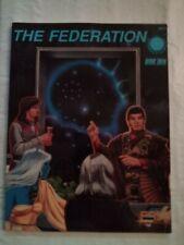 FASA Star Trek RPG: The Federation - 1986