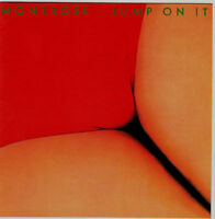 *NEW* CD Album Montrose - Jump on It (Mini LP Style Card Case)