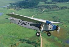Ford Tri-Motor 1920's Three-Engined Transport Aircraft Wood Model Small