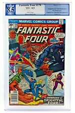 Fantastic Four #178 8.5 CGC PGX Frightful Four 1977
