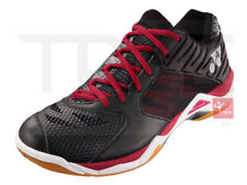 Yonex SHBCFZM Power Cushion Comfort Z Mens Badminton Shoes - Black/Red