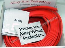 Rimblades ROUGE VOITURE 4X4 alliage jante de roue bord lip ring protecteurs Style Bande Kit