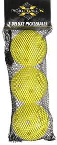 Franklin Sports Optic Pickleball 3-Pack