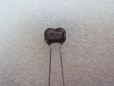 2 condensateurs Silver Mica 360pF 500V 5% CDE