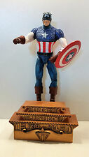 Marvel Select Captain America Liberty loose Figure with base