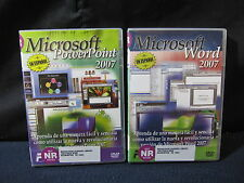 Microsoft Word and Powerpoint 2007 Spanish Training DVDs
