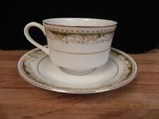 QUEEN ANNE SIGNATURE COLLECTION SELECT FINE CHINA CUP and SAUCER