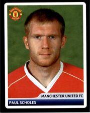 Panini Champions League 2006-2007 Paul Scholes Manchester United  No. 64