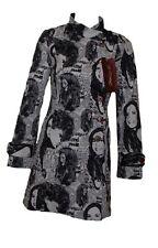 Desigual Damenjacken & -mäntel mit Polyester und Knöpfe