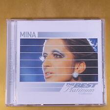 [AQ-117] CD - MINA - THE BEST - PLATINUM COLLECTION - 2007 EMI - OTTIMO
