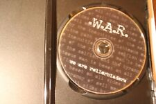AGGRESSIVE INLINE SKATING ROLLERBLADING DVD WAR WE ARE ROLLERBLADERS