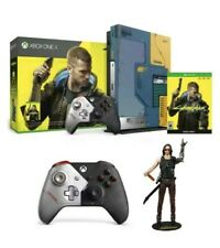 New Cyberpunk 2077 Xbox One X Collectors Edition Bundle IN HAND Ready To Ship