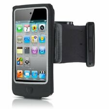 More details for belkin fastfit armband for ipod touch 4g - mp3/mp4 cases black-new
