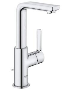Grohe Lineare Einhand Waschtischbatterie L-Size mit Zugstangen... 23296001