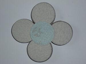 """Sanding Discs 2"""" / 50 mm Pack of 50 Hook and Loop"""