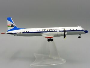 ILYUSHIN IL-18 MALEV HUNGARIAN Airlines 1/200 Herpa 571531 Iljuschin HA-MOF