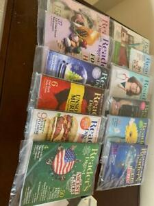LOT 12 Reader's Digest Magazines2020 NEW condition SEALED Never opened