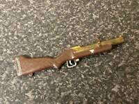 VINTAGE PALITOY ACTION MAN GRENADE LAUNCHER RIFLE GOOD CONDITION FOR AGE