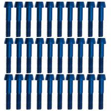 Blue For Honda Engine Bolt Kit Fastener