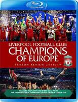 LIVERPOOL FC END OF SEASON 18/19 BD [DVD][Region 2]