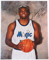 Horace Grant Orlando Magic NBA Basketball Autographed Signed 16x20 Color Photo