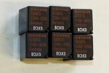 6x Siemens Relais/Relais v23072-c1061-a203