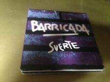 BARRICADA - SUERTE CD SINGLE 1 TEMA