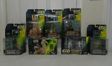 Star Wars The Power of the Force Lot 7 Kenner 1996 1997