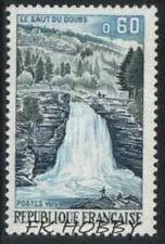 France 1973 Mi 1845 ** Góry Mountains