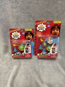 Ryan's World - Spinzals 2 Pack - Gus & Racer & 1 Pack - Gus - All Brand New