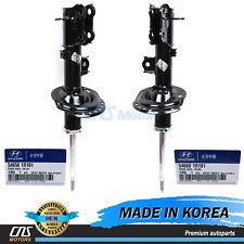 GENUINE Suspension Strut FRONT LEFT & RIGHT for 11-17 Hyundai Accent 54650-1R101