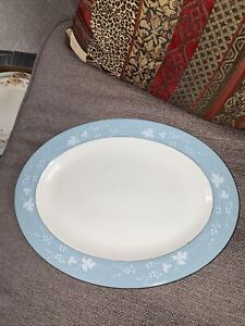Royal Doulton Reflection Meat Platter TC 1008 NEW